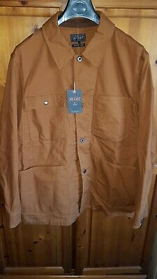8310f7cdaef1 Beams Plus Duck Canvas Workers Field Jacket XL New with tags Mr Porter  Exclusive