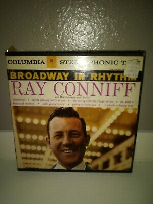 Columbia Stereophonic Broadway In Rhythm Ray Conniff Reel and His Orchestra