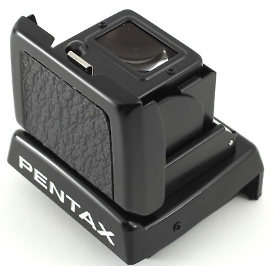 Pentax FF-1 Waist Level Finder Viewfinder for LX - MINT & Boxed
