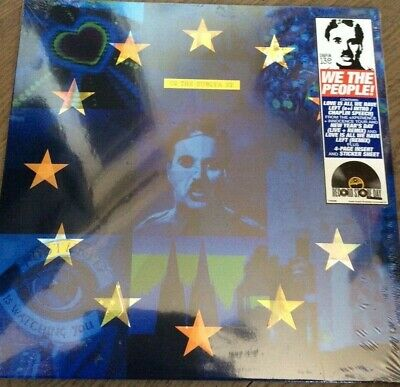 U2- The Europe Ep - Limited Edition Rsd 2019
