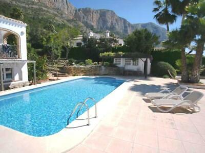 Luxury Villa - Javea Costa Blanca - 4 bedrooms ALL ensuite, private pool + more