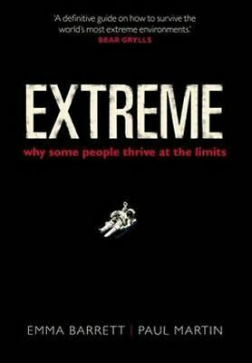 NEW Extreme By Emma Barrett Paperback Free Shipping