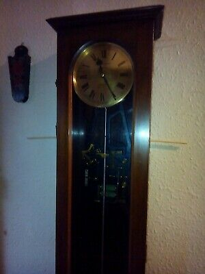 The Pantiles Synchronome Electric Master Wall Clock. Rare.
