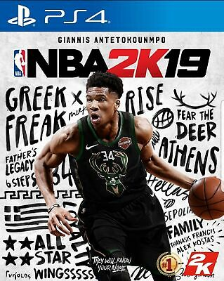 NBA 2K19 Ps4 DigitaGame Fast Delivery
