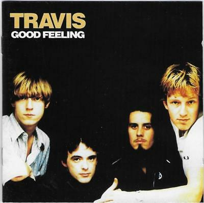 Travis - Good Feeling (CD 1997) More Than Us, Happy, U16 Girls