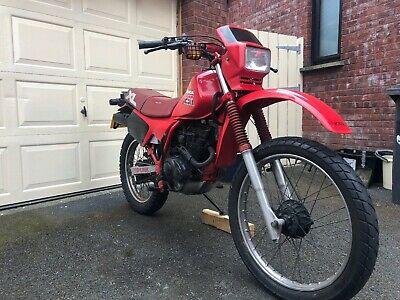 honda xl 125cc 1984 v5 documents prescent . 1984 reg number motorbike classic