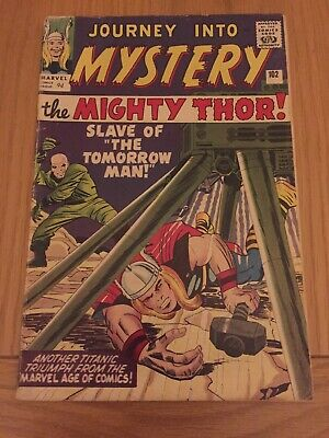 Journey into Mystery # 102, THOR 1st app of Hela, Lady Sif & Balder Pence Copy
