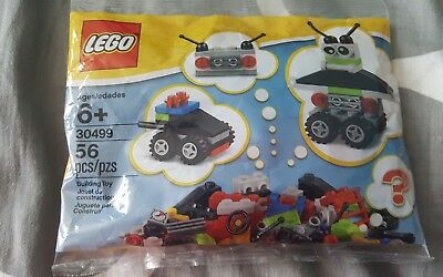 Lego #30499 Robot/Vehicle~56 Pieces~For Ages 6+~New In Bag