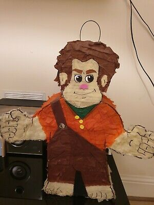 wreck it ralph or vanellope pinata
