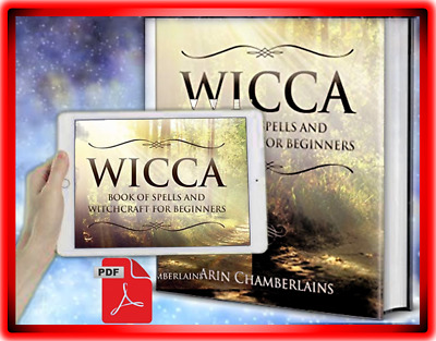 Wicca - Book of Spells and Witchcraft for Beginners by Arin Chamberlains