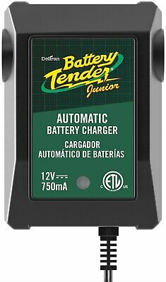 Battery Tender Jr. 021-0123 Trickle Battery Maintainer Charger 12V