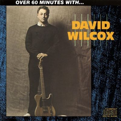 Over 60 Minutes With... by David Wilcox (CD, 1987, Capitol)