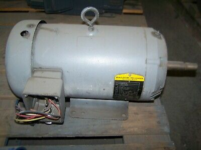 BALDOR JMM3616T 7.5-hp 3-ph 3450-rpm MOTOR
