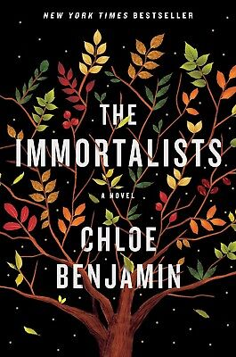 The Immortalists by Chloe Benjamin (eBooks, 2018)