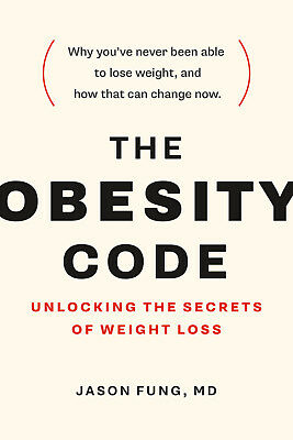 The Obesity Code by Jason Fung (eBooks, 2016)