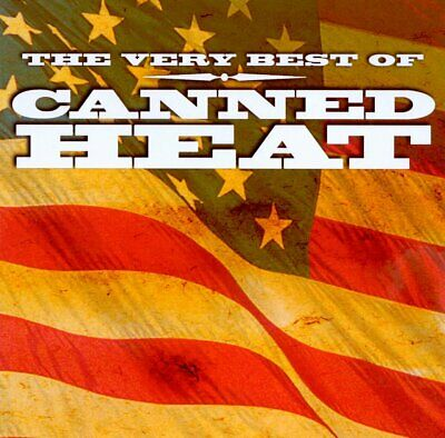 Canned Heat - The Very Best Of Cd ~ Greatest Hits ~ Blues / Boogie Rock *New*