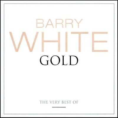 BARRY WHITE (2 CD) GOLD : THE VERY BEST OF ~ GREATEST HITS ~ DISCO 70's *NEW*