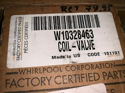WHIRLPOOL KENMORE DRYER Coil Kit 63-6614 14210032 14205025 14202750 on
