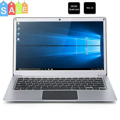 "AIWO I4 13.3"" Laptop Notebook 1920 X 1080 Intel Z8350 Win 10 4GB 128GB EMMC HDMI"