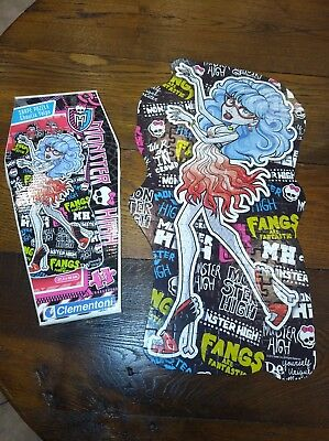Puzzle 150 Pieces -  Monster High Ghoulia Yelps  Clementoni