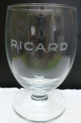 Collector , Ancien Verre Ricard Ballon 17 Cl  , Vr440 *