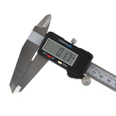 300mm /12 Inch Stainless Steel Electronic LCD Digital Vernier Caliper Micrometer
