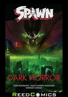 SPAWN DARK HORROR GRAPHIC NOVEL New Paperback Collects Issues #276-283