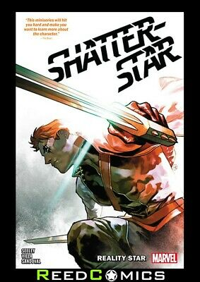 SHATTERSTAR REALITY STAR GRAPHIC NOVEL New Paperback Collects 5 Part Series