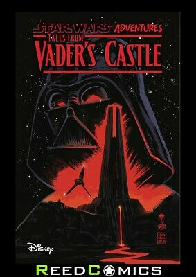 STAR WARS ADVENTURES TALES FROM VADERS CASTLE GRAPHIC NOVEL Collects #1-5