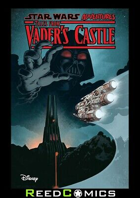 Star Wars Adventures Tales From Vaders Castle Graphic Novel May The 4Th Variant