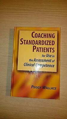 Coaching Standardized Patients - Ex Library Book, very good