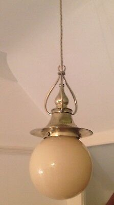 Arts & Crafts Nouveau Birmingham Guild Of Handicraft Ceiling Pendant Lamp Light