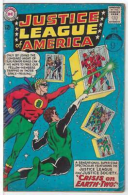 Justice League of America (Vol 1) #  22 (Gd Plus+) (G+)  RS003 DC Comics ORIG US