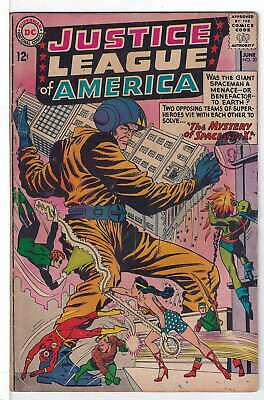 Justice League of America (Vol 1) #  20 (VG+) (Vy Gd Plus+)  RS003 DC Comics ORI