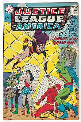 Justice League of America (Vol 1) #  23 Fine (FN)  RS003 DC Comics SILVER AGE