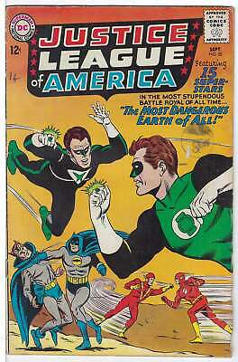 Justice League of America (Vol 1) #  30 Very Good (VG)  RS003 DC Comics SILV AGE