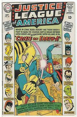 Justice League of America (Vol 1) #  38 FN- (Fine Minus-)  RS003 DC Comics AMERI