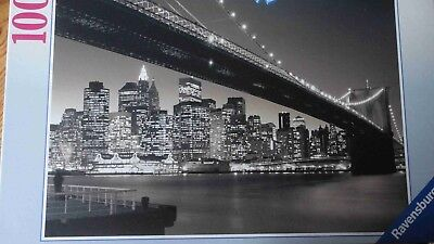 Puzzle 1000 Pieces - Pont De Brooklyn Manhattan