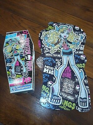 Puzzle 150 Pieces -  Monster High lagoona blue  Clementoni