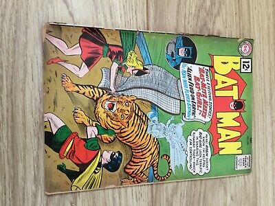 Batman Very Rare Issue 144. December 1961