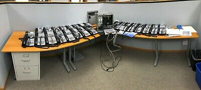 NEC Aspire Complete Business Telephone System with 40 desk phones & Voicemail