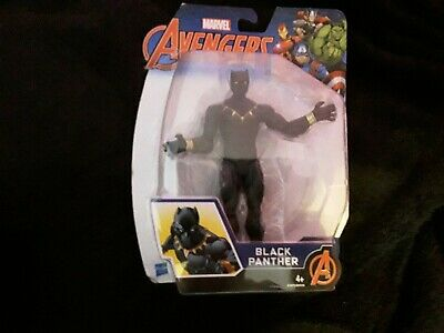 Marvel Avengers Black Panther 6 Inch Action Figure Brand New Sealed in Package