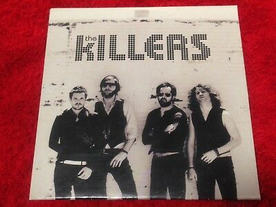 The Killers Promo Cd Usa *sam's Town* The Island Def Jam Music Group