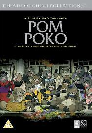 Pom Poko (DVD, 2006, Animated)