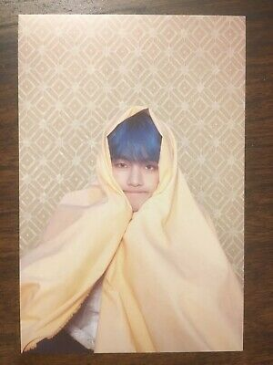 BTS Map of the Soul: Persona Official Photocard Postcard Taehyung V