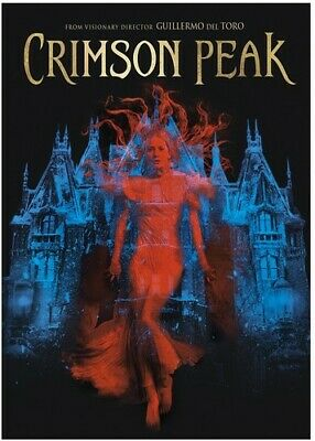 Crimson Peak (2016, DVD New)