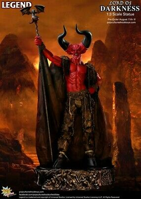 Pop Cultur shock Lord of Darkness 1/3 Statue no sideshow