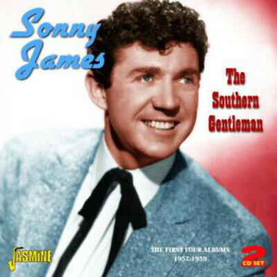 Sonny James : The Southern Gentleman: The First Four Albums CD 2 discs (2012)