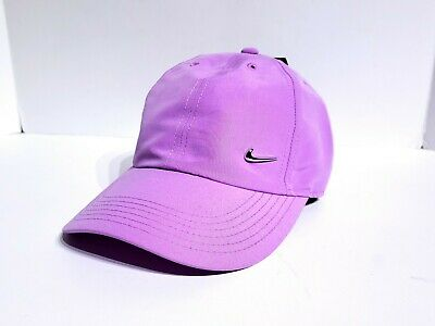 9d22c07c2e0 NIKE YOUTH METAL Swoosh Snapback Cap Hat - 405043 - Yellow 713 - NWT ...