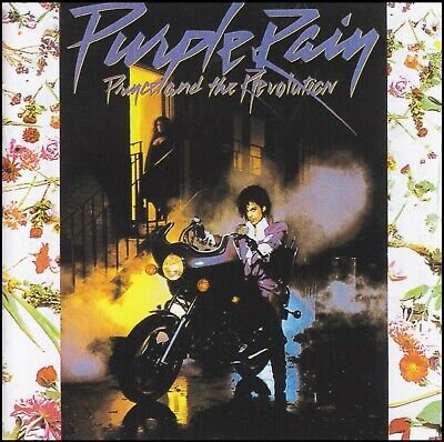 Prince - Purple Rain Soundtrack Cd ~ And The Revolution *New*